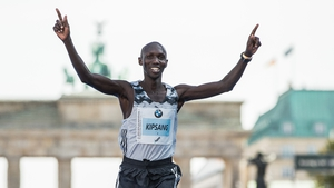 Wilson Kipsang has been handed a four-year ban for anti-doping rule violations