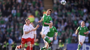 Damien Johnson made 56 appearances for Northern Ireland in a career that spanned over a decade