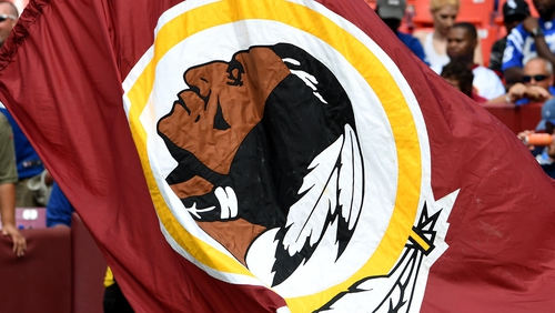The Washington Redskins are considering a rebrand