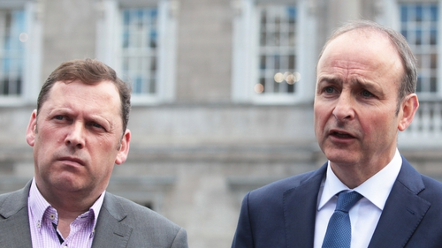 Micheál Martin says he was made aware of the incident yesterday afternoon (File pic: RollingNews.ie)