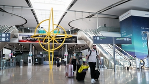 Dublin Airport saw just 500,000 passengers in August, compared to 3.5 million last year