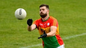 Daniel St Ledger in action for Carlow