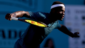 Frances Tiafoe is currently number 81 in the world rankings