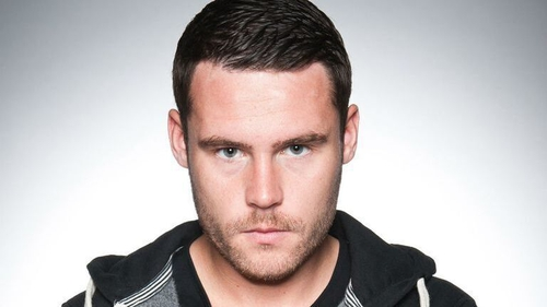 Aaron from Emmerdale, who is played by Danny Miller