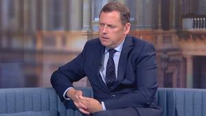 Barry Cowen was speaking on RTE's The Week in Politics