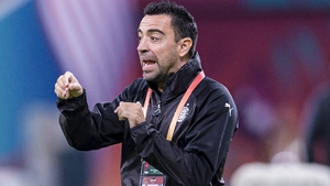 """Xavi: """"I am happy to continue with Al-Sadd, and the team's goal will always be to compete for all titles."""""""