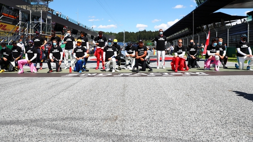 It was a case of different strokes for different folks before the start of the Austrian Grand Prix