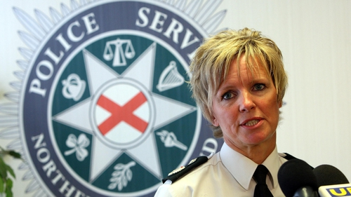 Judith Gillespie is a former Deputy Chief Constable of the PSNI (file pic)