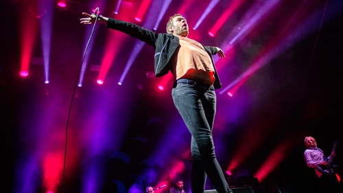 Kasabian singer Tom Meighan quits band to deal with 'personal issues'