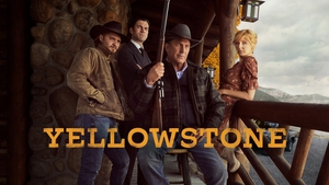 Kevin Costner and co in Yellowstone