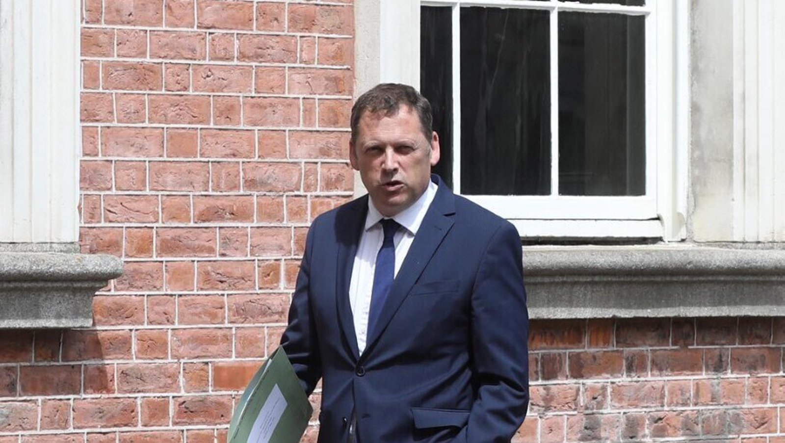 Photo of Barry Cowen sacked as Minister for Agriculture   RTE.ie