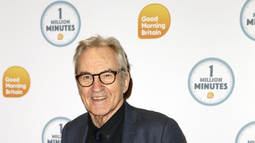 """Larry Lamb: """"I would love it if there is, it's become a real part of my life, and if there is it means I can say 'yes' instead of 'I don't know', because I don't know."""""""