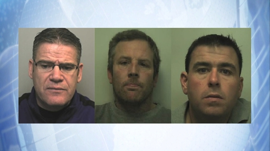 Three Kinahan members guilty of drugs offences