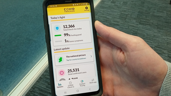 Ireland's new Covid-19 track and trace app is available to download