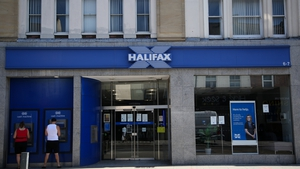 Halifax said average UK house prices dropped by 0.1% in June after a 0.2% fall in May