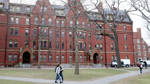Harvard University has announced that it will conduct course instruction online for the 2020-2021 academic year