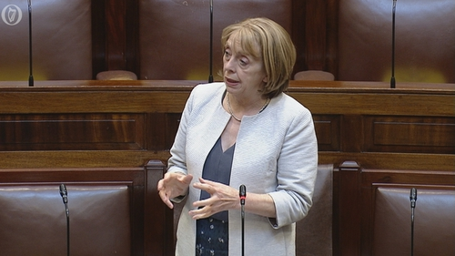 Róisín Shortall said the ICT contract has not been awarded yet (File pic)