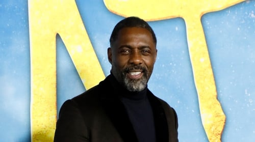 Elba: 'We are this close to making a film of Luther'