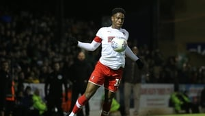 Chiedozie Ogbene has helped Rotherham reach the Championship