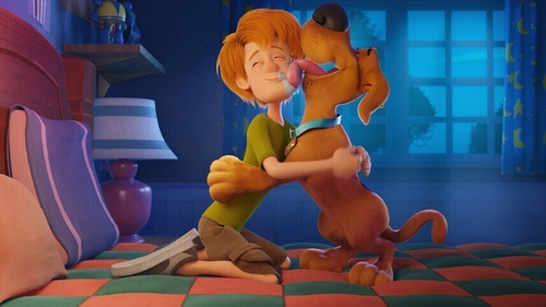 Shaggy and Scooby face their biggest threat yet...a barking mad script!
