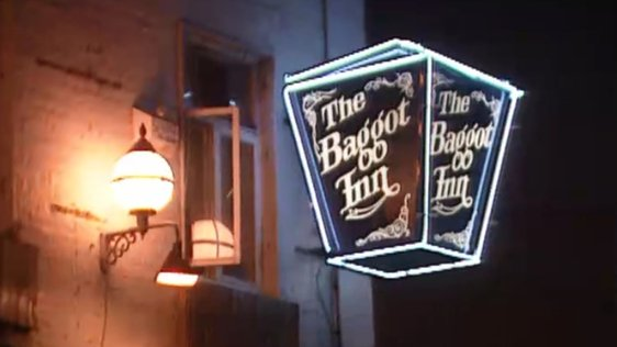The Baggot Inn Closes