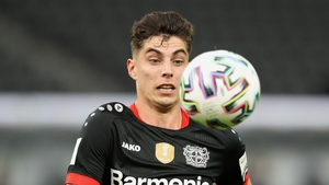 Kai Havertz is one of the most wanted players in Europe