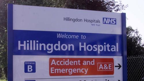 Hillingdon Hospital has been hit by a coronavirus outbreak