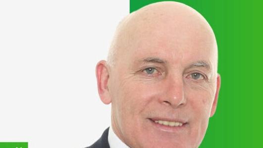 Anthony Molloy, Comhairleoir Condae, Dún na nGall.