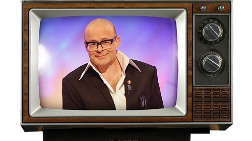 """Harry Hill - """"It's about time someone blew the whistle on how these TV shows are put together and it looks like I'm the man for the job"""" Photo: BBC"""
