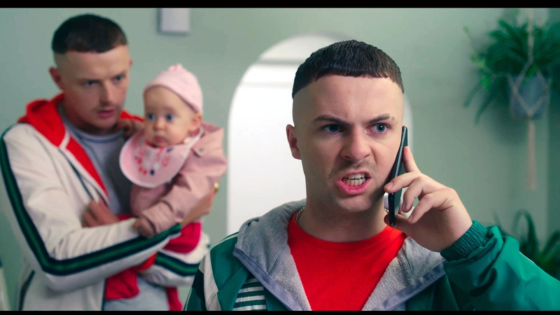 The Young Offenders are back – with a baby on board!