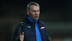 John Sheridan  has taken the reins at Waterford