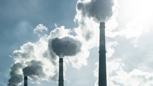 Emissions from coal plants plunged