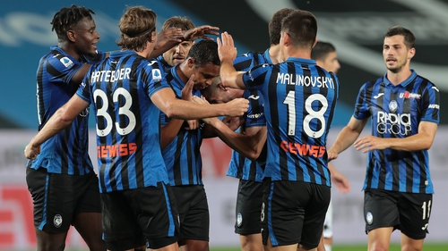 Atalanta are closing in on Champions League qualification