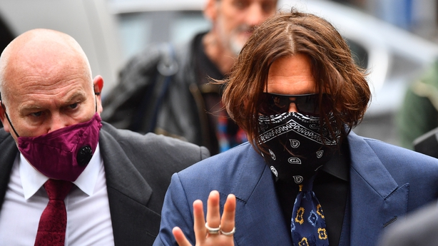 Lawyer details Johnny Depp's 'ordeal of assaults' against ex