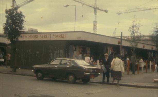 New Moore Street Market