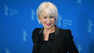 Helen Mirren chased a bear out of her garden