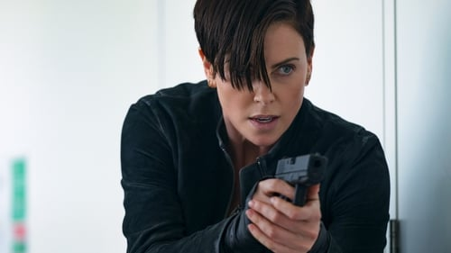 It looks like Charlize Theron has landed in a brand new franchise