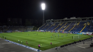 Levski Sofia and Ludogorets Razgrad met in the Bulgarian capital on the first day of the league's resumption last month