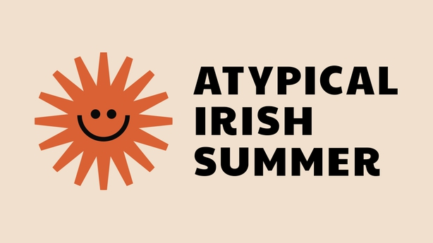 Atypical Irish Summer Podcast logo