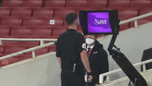 Referees in the Premier League have been very sparing in their use of monitors