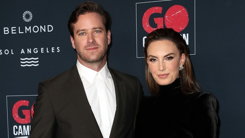 Armie Hammer and Elizabeth Chambers end their marriage