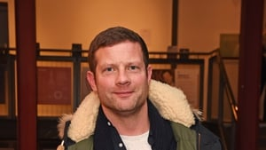 "Dermot O'Leary: ""Yeah he's brilliant, we are having a great time."""