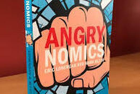 Angrynomics - Mark Blyth