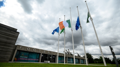 The FAI headquarters in Abbotstown