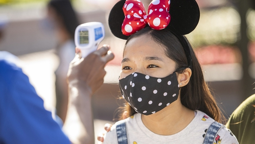 Disney World Parks Reopen With Safety Protocols in Place