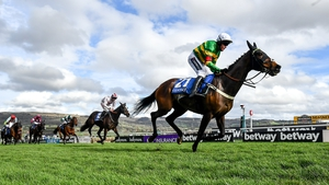 Barry Geraghty bowed out in style with five winners at this year's Cheltenham Festival