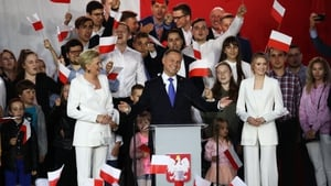 Andrzej Duda picked up support in rural areas and small towns