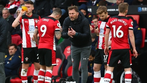 Ralph Hasenhuttl: 'What can you lose? You can only win'