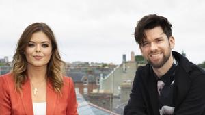 2fm's Doireann Garrighy and Eoghan McDermott