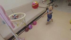 'I like playingbasketball. I like shooting'